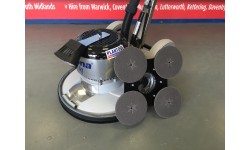 Floor Sander - Bona FlexiSand at Plantool Hire Centres