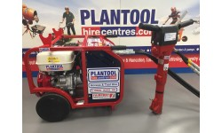 Hydraulic Breaker at Plantool Hire Centres