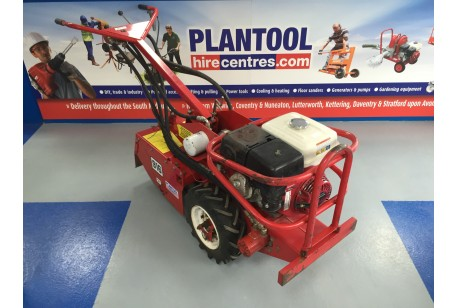 Rotovator - 9hp Hydraulic at Plantool Hire Centres