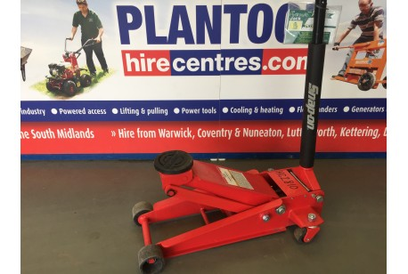 Jack - 3000kg Trolley Jack at Plantool Hire Centres