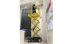 "Micro Scissor Lift 3.2m (10ft 6"") Platform"