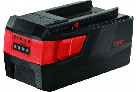 Li-ion Battery - Hilti Battery 36V 5.2 Ah