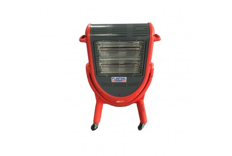 Heater - Infra Red 3kw Cabinet Heater at Plantool Hire Centres