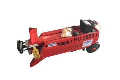 Log Splitter at Plantool Hire Centres