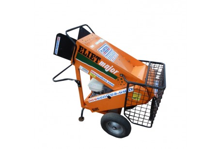 "Shredder - Petrol 55mm (2 1/4"") Capacity at Plantool Hire Centres"