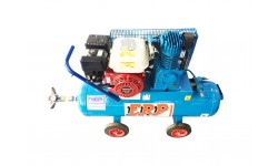 Compressor - 15cfm Petrol at Plantool Hire Centres