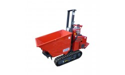 Dumper - Mini Tracked 1100kg Capacity