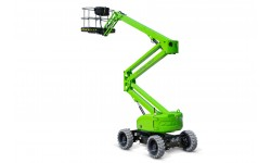 Niftylift HR17 Hybrid 4x4 Self Propelled Boom Lift