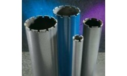 Diamond Core Bit Hire - Wet