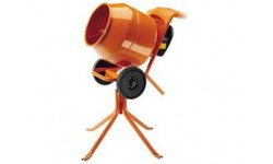Mixer - Concrete Mixer 4/3 Tip Up - 110v