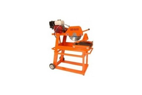 "Saw - Masonry Sawbench 350mm (14"") Petrol at Plantool Hire Centres"