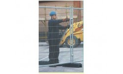Fencing - Security Fencing 3.5m Section