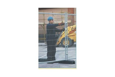 Fencing - Security Fencing 3.5m Section at Plantool Hire Centres