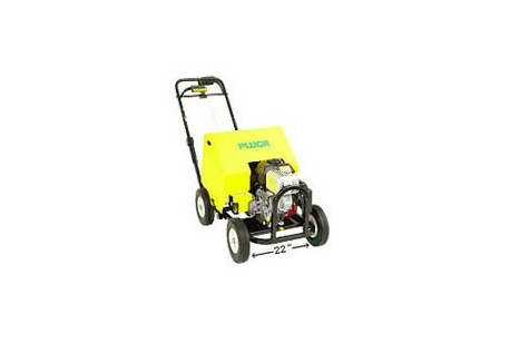 Lawn Aerator/ Plugger - Petrol Powered at Plantool Hire Centres