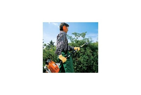 Hedge Trimmer - Long Reach Petrol at Plantool Hire Centres