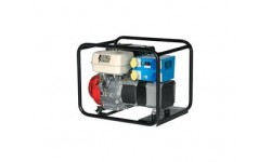 Generator - 5.0kva/ 4.0kw Portable Open Framed - Petrol
