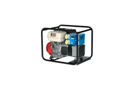 Generator - 5.0kva/ 4.0kw Portable Open Framed - Petrol at Plantool Hire Centres