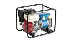 Generator - 6.0kva/ 4.8kw Portable Open Framed - Petrol at Plantool Hire Centres