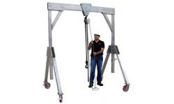 Mobile Gantry - 2 Tonne Lifting Capacity