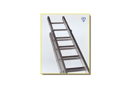 Ladder - Double 5.00 to 9.00 Metre