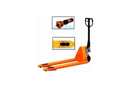 Pallet Truck - 2 Tonne Capacity at Plantool Hire Centres