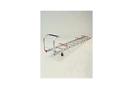 Ladder - Roof Ladder Extending 3.9 to 6.6 Metre