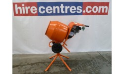 Mixer - Concrete Mixer 4/3 Tip Up - Petrol