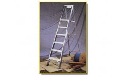Step Ladder - 12 Tread, Platform 9ft 7""