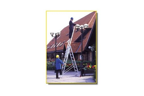 Ladder - Combi Ladder - 3.00 to 6.90m Extended