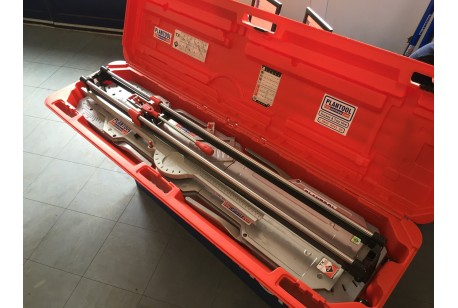 Tile Cutter - Manual 1250mm Capacity at Plantool Hire Centres
