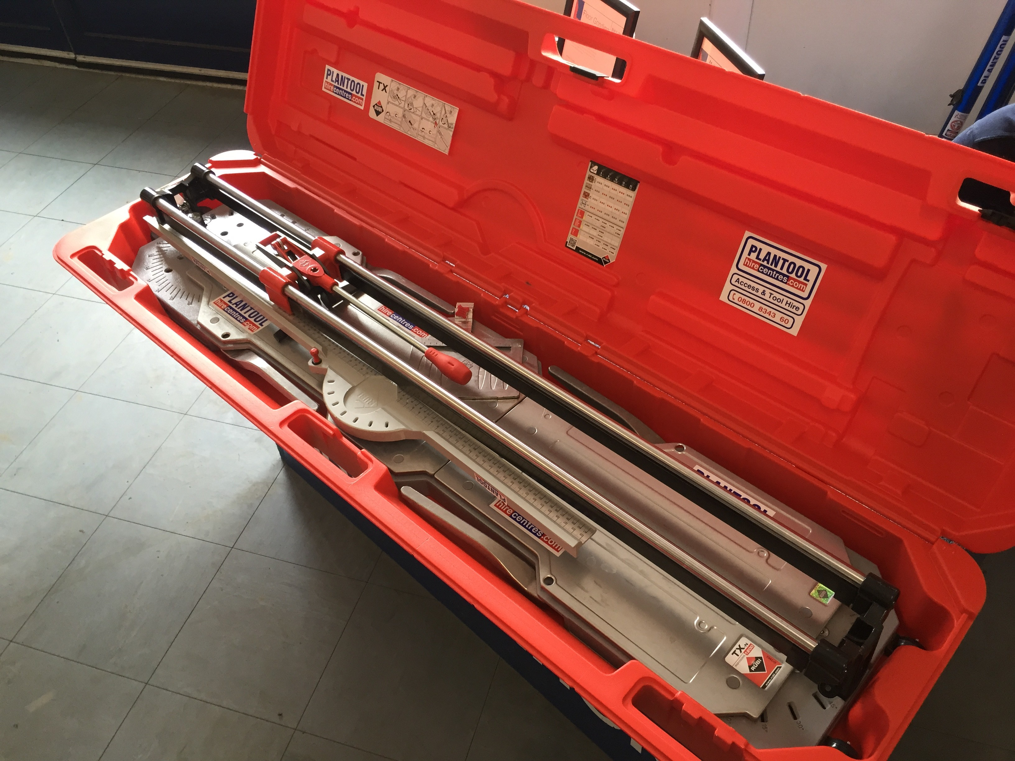 Strongboy wall support prop for hire best at hire - Tile Cutter Manual 1250mm Capacity