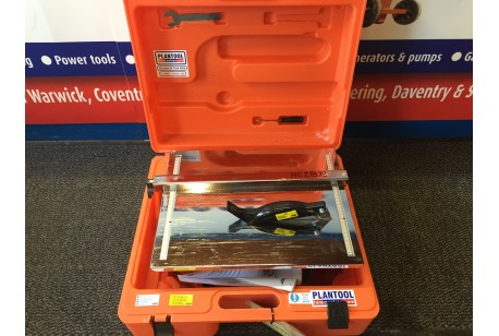 Tile Saw - Bench Top at Plantool Hire Centres