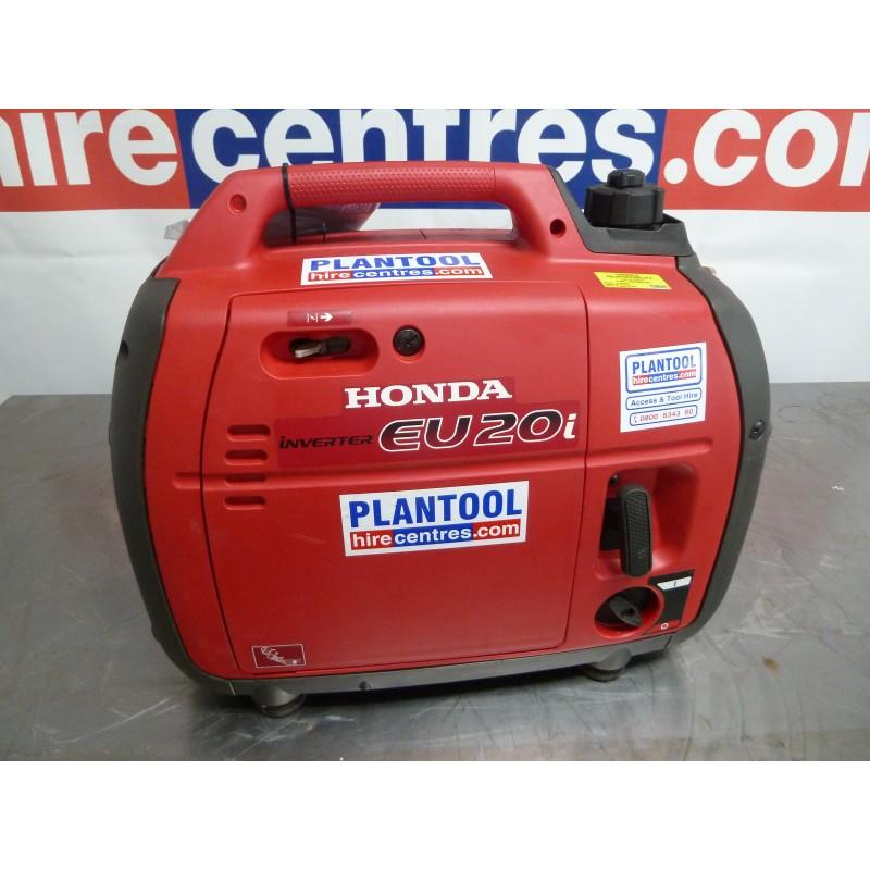 Generator 2 5kva 2 0kw Suitcase Petrol Plantool Hire Centres