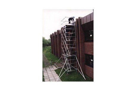 Scaffold Tower - Aluminium - Single or Double Width