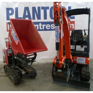 Diggers/ Dumpers/Trenchers