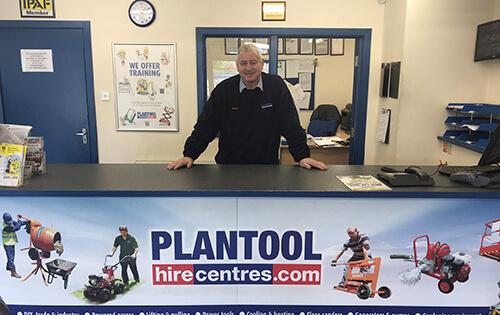 Plantool Hire Centres Daventry Depot