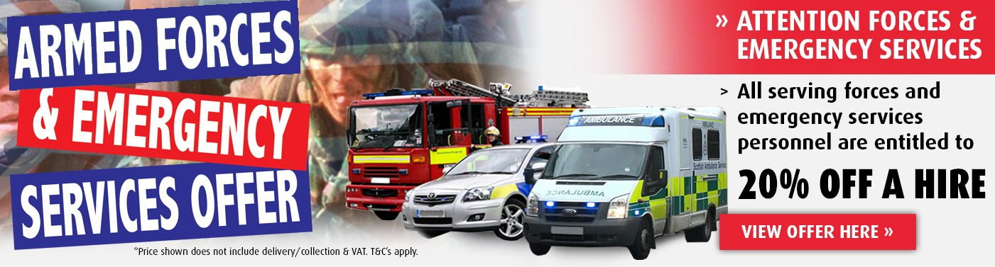 Armed and Emergency Services Offer