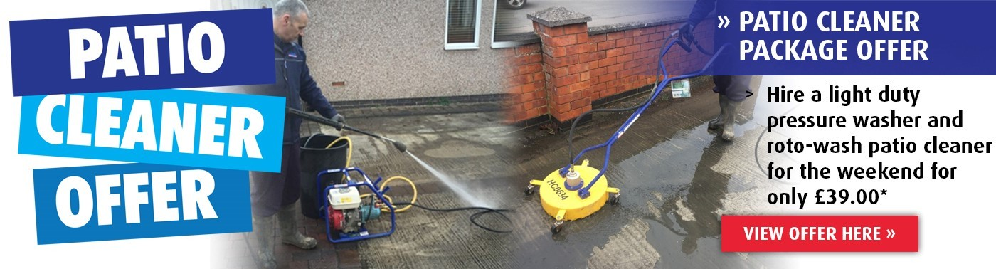 Patio Cleaner Offer