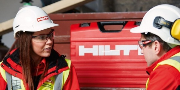 Product Demonstration - Welcoming Hilti to our depot