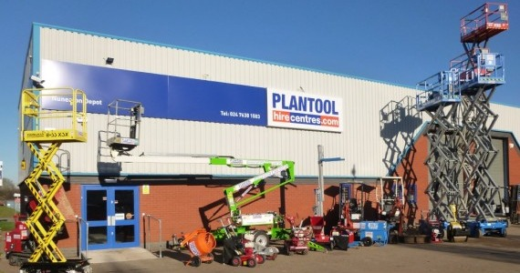 Plantool: Demonstrating passion and confidence in the Midlands with a six-figure investment